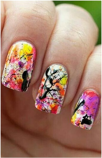 Top 12 Easy Nail Art Tutorials You Can Do At Home Styles At Life