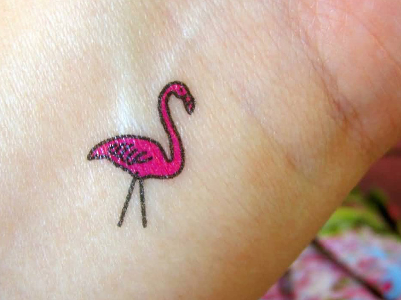 Stunning Flamingo Tattoo Designs