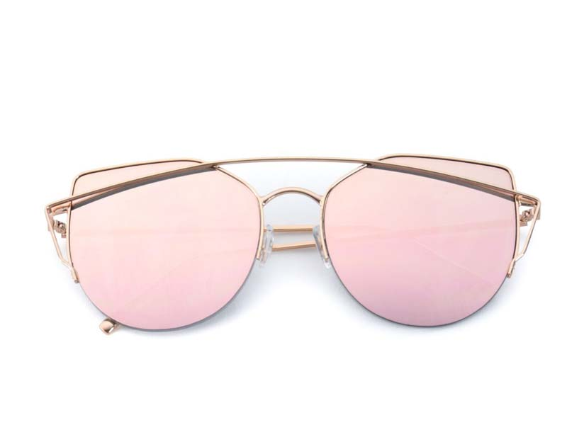 Stylish Pink Sunglasses for Different Faces