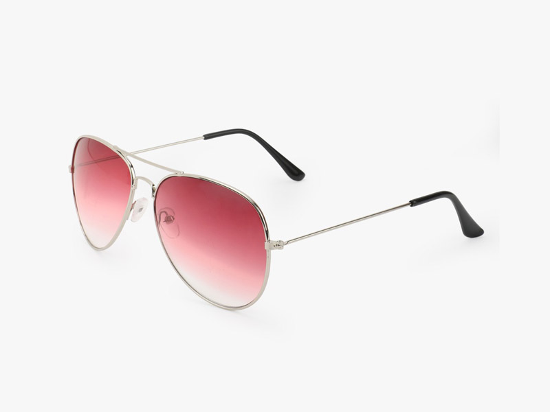 Stylish Red Sunglasses for Different Faces