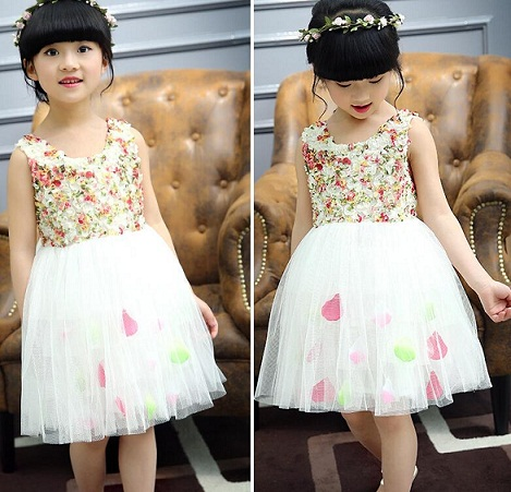6 Years Girl Dress