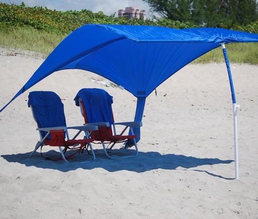 Sun Sail Cabana Beach Umbrellas