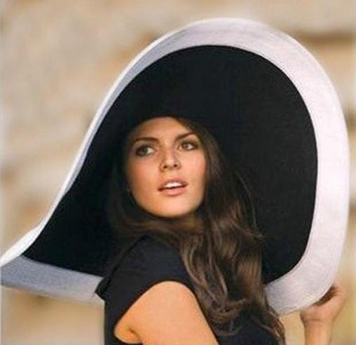 Sombrero de sol para mujer