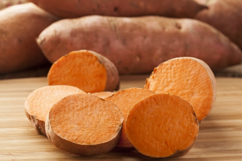 How To Reduce Back Fat Sweet Potatoes
