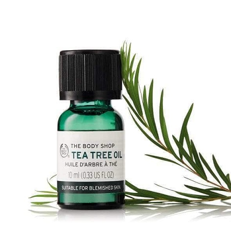 Tea Tree Oil for Chest Acne