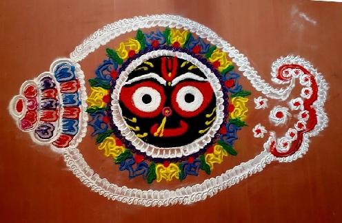 Temple Jagannath Designs