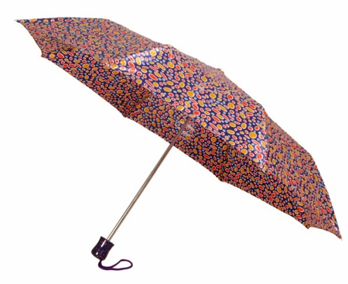 Three Fold Print Umbrellas
