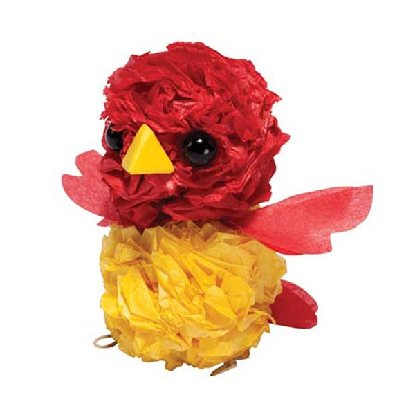 Tissue Paper Crafts For Kids And Adults