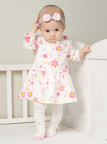 Toddler Baby Frock