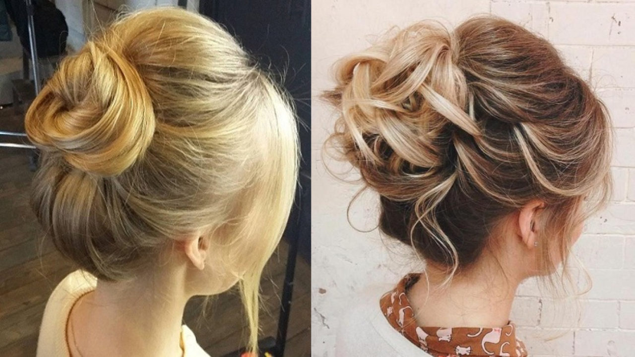Top 10 Wedding Hairstyles For Thin Hair | Styles At Life