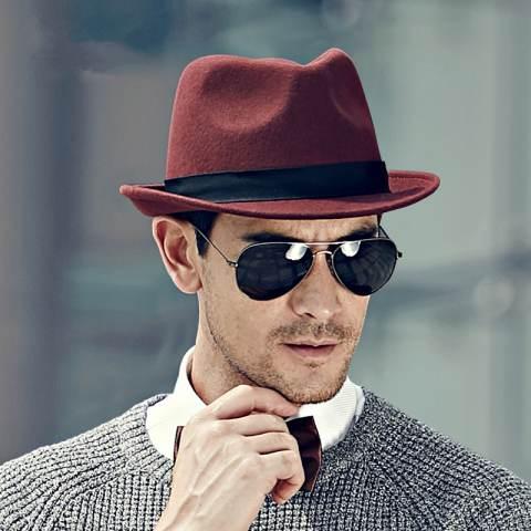 Sombrero de Trilby para Hombres