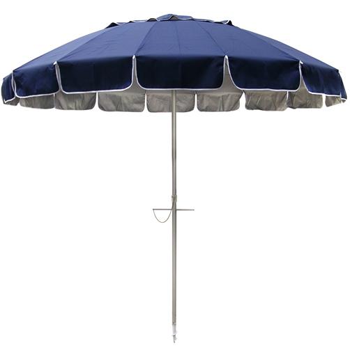 Two Piece Pole Beach Umbrella