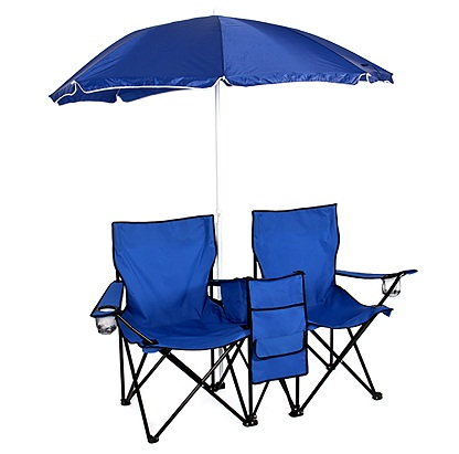 Umbrella with Patio Table Furniture