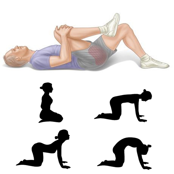 Upper Back Pain Exercises