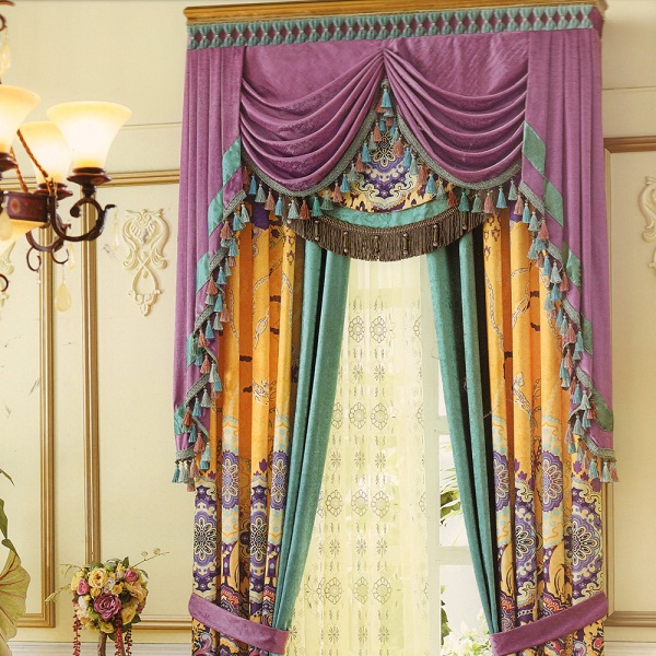 Velvet Curtains With Images