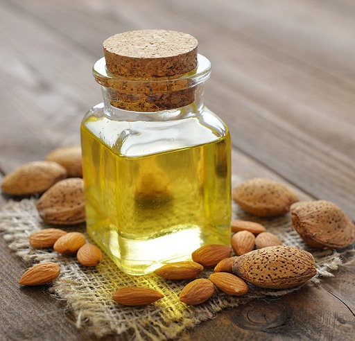 Vitamin E Oil and Almond Oil