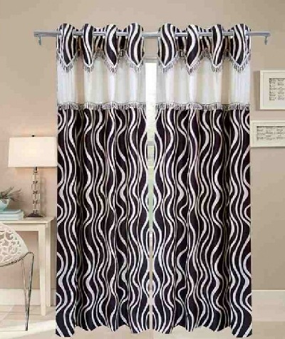 Waves Curtain Design