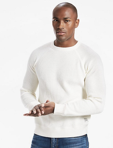 White Men's Sweater