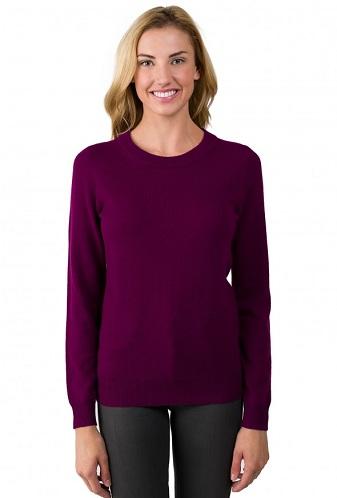 Women's Crew Neck Casual Sweater