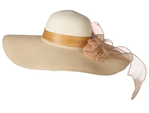 Women's Wide Brim Beach Hats