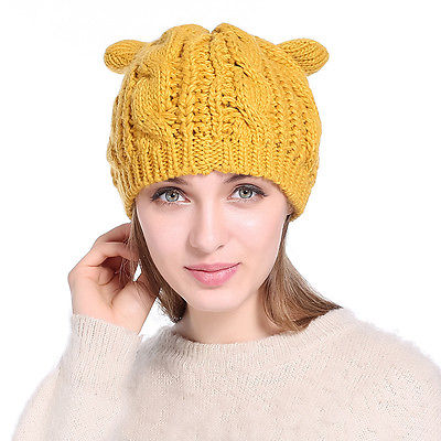 Women's Winter Cute Beanie Hats