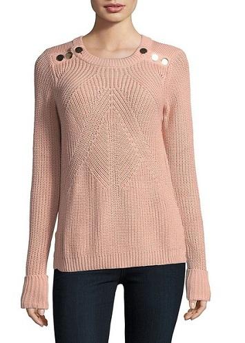 Women's Extra Long Sleeve Sweater