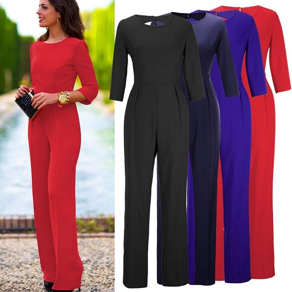 Womens Formal Jumpsuits in Different Types & Colors