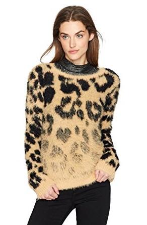 Women's Jacquard Sweater