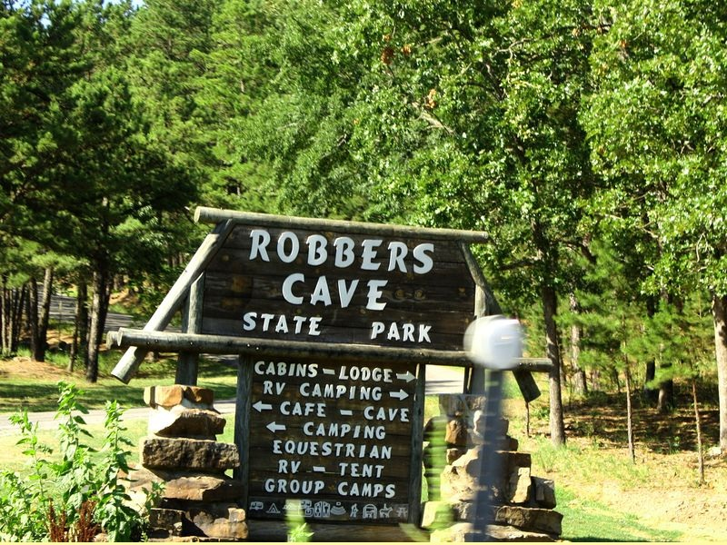 Wonders of Robbers Cave with Pictures