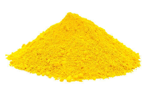 Yellow Rangoli Powder
