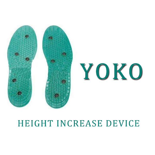 Yoko Height Increaser Work to Grow Height