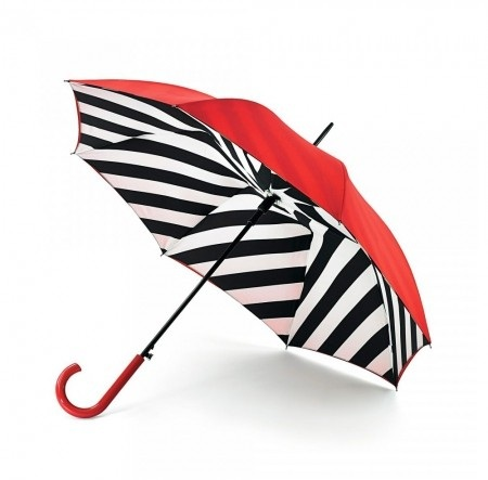 Zebra Patterned Fancy Umbrellas
