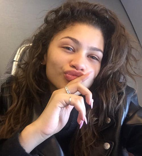 Zendaya without Makeup 8
