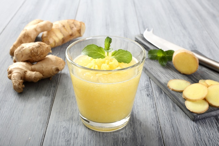 ginger juice benefits for skin, hair and health