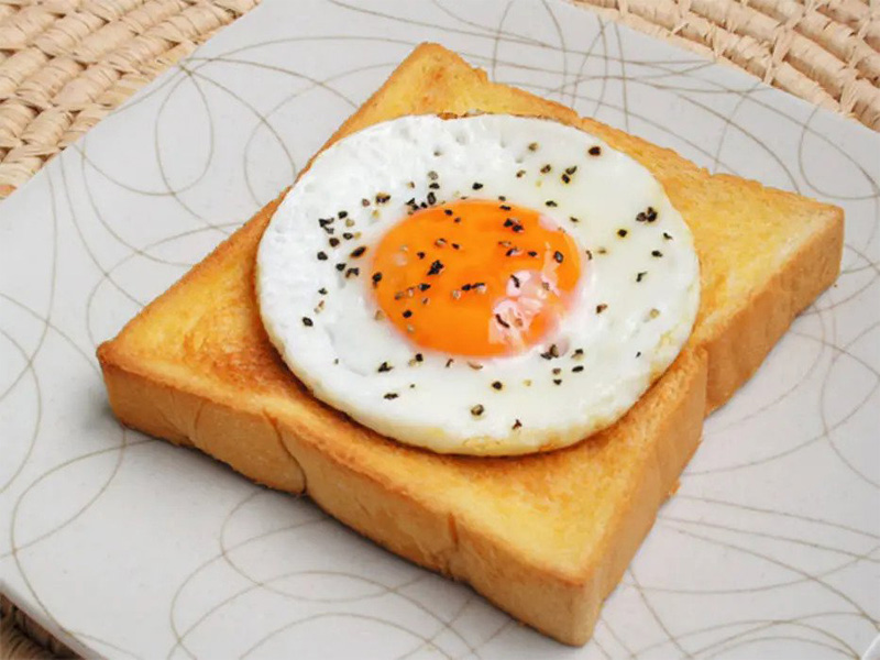 high fiber breakfast