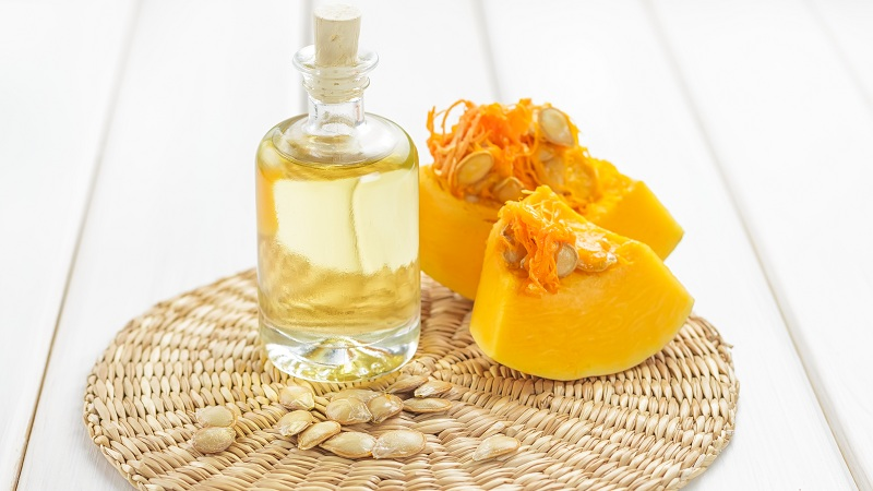pumpkin oil benefits
