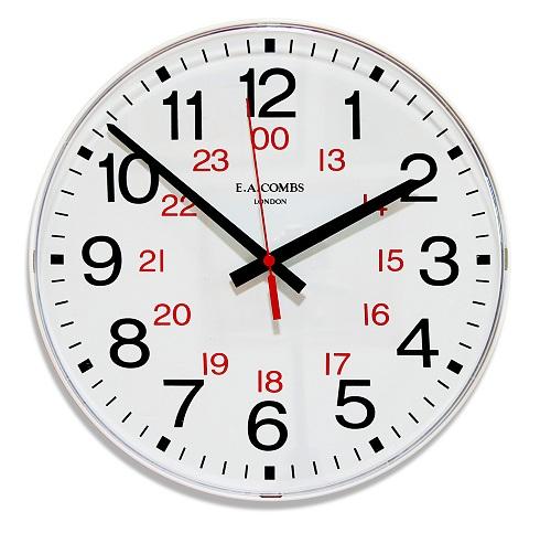 simple analog clock designs