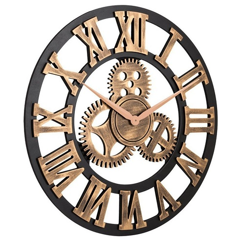 50 Latest Amp Best Wall Clock Designs With Pictures In 2019
