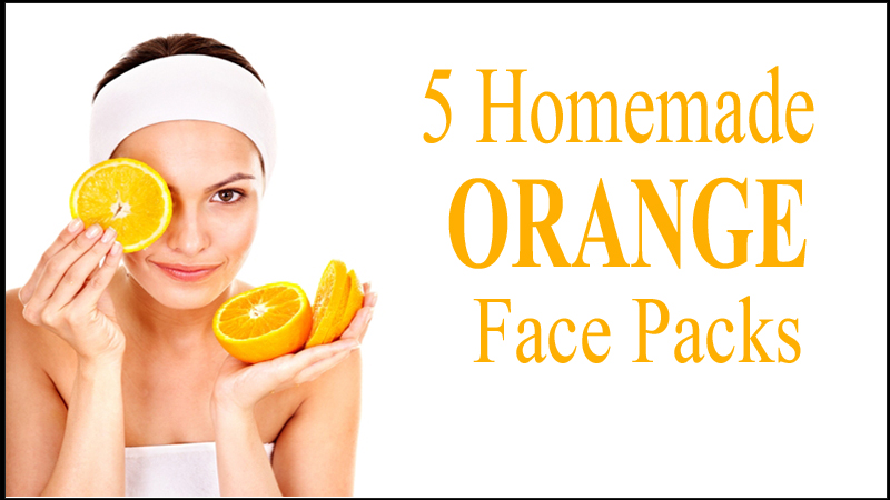 orange face packs