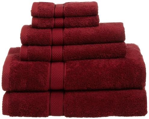 6-piece Bath Towel