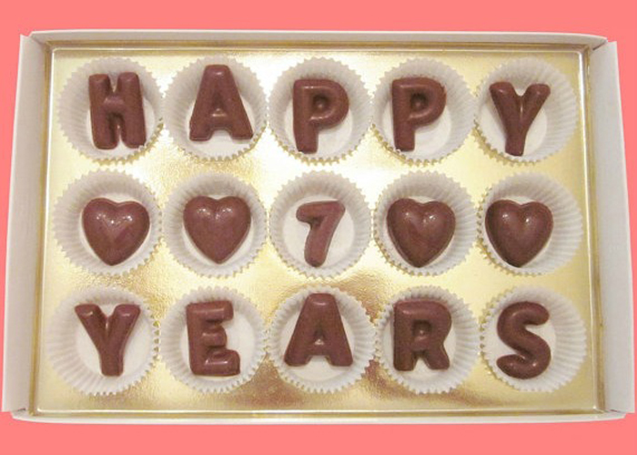7th Wedding Anniversary.9 Best 7th Wedding Anniversary Gifts With Images Styles At