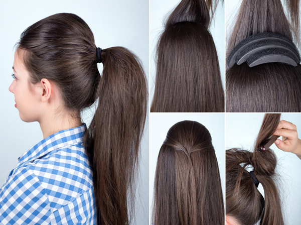 20 Best and Easy Hairstyles for Everyday in 2019 | Styles At ...