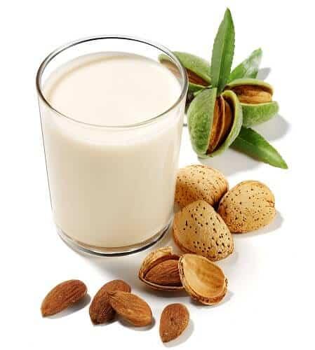 Almond in milk