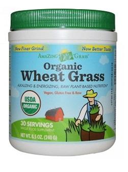 Amazing Grass Organic Wheatgrass Powder