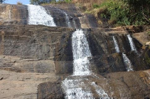 Anantagiri Waterfalls