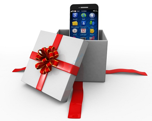 Android mobile Birthday Gifts: