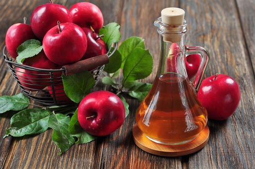 Apple Cider Vinegar to Cure Scalp Acne