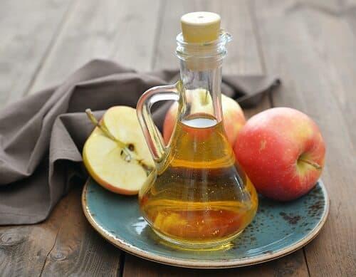 apple cider vinegar for bedwetting