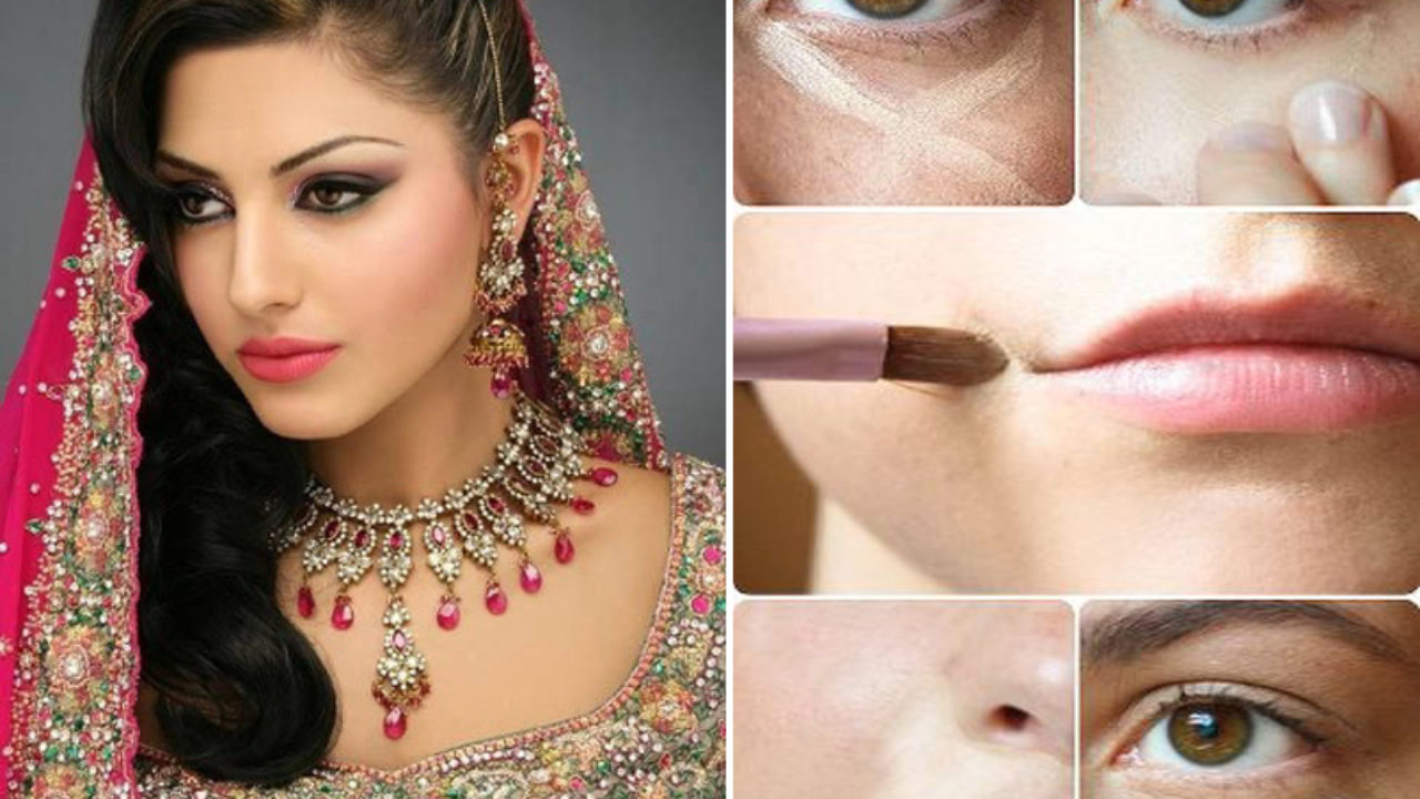 How To Do Arabic Bridal Makeup Styles At Life
