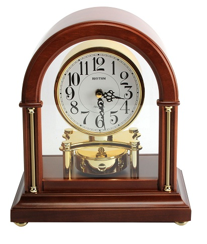 Arched Design Chiming Clock